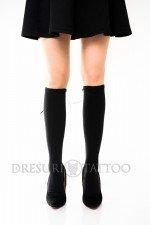 Ciorapi ¾ model cu siret reglabil