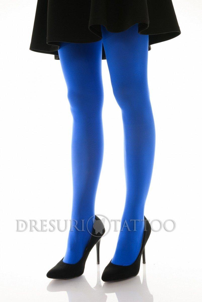 Dres clasic albastru